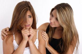 личностная тревожность, гендер, самоотношения